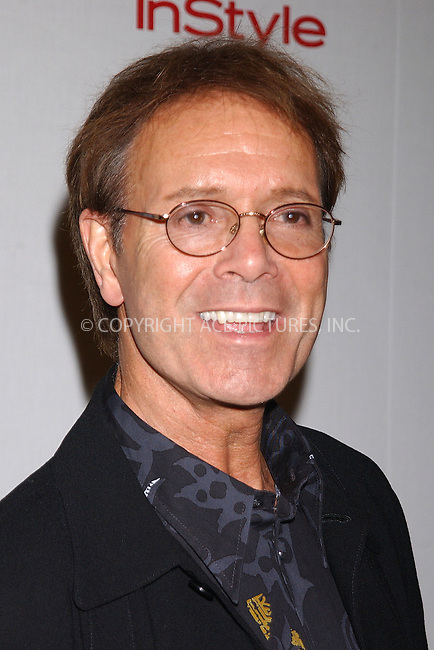 WWW.ACEPIXS.COM . . . . . ....November 14 2005, New York City........Cliff Richard at the Saks Fifth Avenue and In Touch Magazine host a reception for the nominees of the 39th Annual CMAs.....Please byline: KRISTIN CALLAHAN - ACE PICTURES.. . . . . . ..Ace Pictures, Inc:  ..Philip Vaughan (212) 243-8787 or (646) 769 0430..e-mail: info@acepixs.com..web: http://www.acepixs.com