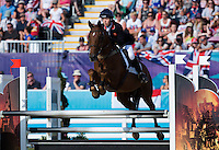London 2012 Olympic Games - Modern Pentathlon - 12th August 2012