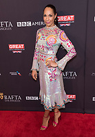 Amanda Brugel attends the BAFTA Los Angeles Awards Season Tea Party at Hotel Four Seasons in Beverly Hills, California, USA, on 06 January 2018. Photo: Hubert Boesl - NO WIRE SERVICE - Photo: Hubert Boesl/dpa /MediaPunch ***FOR USA ONLY***