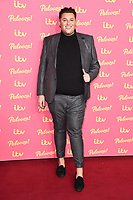 LONDON, UK. November 12, 2019: David Potts arriving for the ITV Palooza at the Royal Festival Hall, London.<br /> Picture: Steve Vas/Featureflash