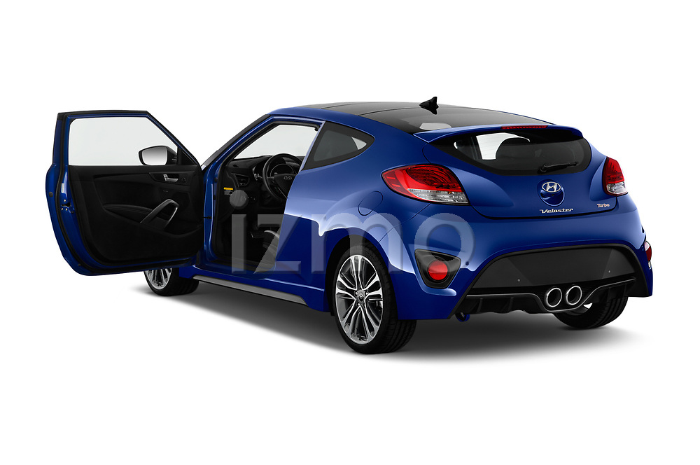 Car images of 2017 Hyundai Veloster Turbo-Manual 5 Door Hatchback Doors