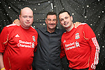 Stephen McCartney and Paul Sheerin with John Aldridge in The Riverhouse, Marsh Road...Photo NEWSFILE/Jenny Matthews.(Photo credit should read Jenny Matthews/NEWSFILE)....This Picture has been sent you under the condtions enclosed by:.Newsfile Ltd..The Studio,.Millmount Abbey,.Drogheda,.Co Meath..Ireland..Tel: +353(0)41-9871240.Fax: +353(0)41-9871260.GSM: +353(0)86-2500958.email: pictures@newsfile.ie.www.newsfile.ie.FTP: 193.120.102.198.