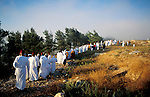 Samaria, Samaritan pilgrimage To Mount Gerizim done on Passover, Shavuot and Succot holidays<br />