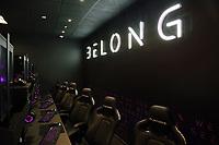 Interior view of the Belong arena