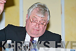 Denis Cregan of Kerry at the AGM in the Brandon Hotel, Tralee, on Tuesday   Copyright Kerry's Eye 2008
