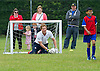 29.05.2014; Ipswich: PRINCE HARRY TAKES KID DOWN<br /> Prince Harry took a young boy down when he  tackled him during a game of football at Inspire Suffolk, Ipswich.<br /> Mandatory Photo Credit: &copy;DiasImages/NEWSPIX INTERNATIONAL<br /> <br /> **ALL FEES PAYABLE TO: &quot;NEWSPIX INTERNATIONAL&quot;**<br /> <br /> PHOTO CREDIT MANDATORY!!: NEWSPIX INTERNATIONAL(Failure to credit will incur a surcharge of 100% of reproduction fees)<br /> <br /> IMMEDIATE CONFIRMATION OF USAGE REQUIRED:<br /> Newspix International, 31 Chinnery Hill, Bishop's Stortford, ENGLAND CM23 3PS<br /> Tel:+441279 324672  ; Fax: +441279656877<br /> Mobile:  0777568 1153<br /> e-mail: info@newspixinternational.co.uk
