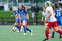 Boston, MA - Friday July 07, 2017: Julie King during a regular season National Women's Soccer League (NWSL) match between the Boston Breakers and the Chicago Red Stars at Jordan Field.