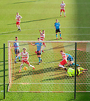 180217 Doncaster Rovers v Fleetwood Town