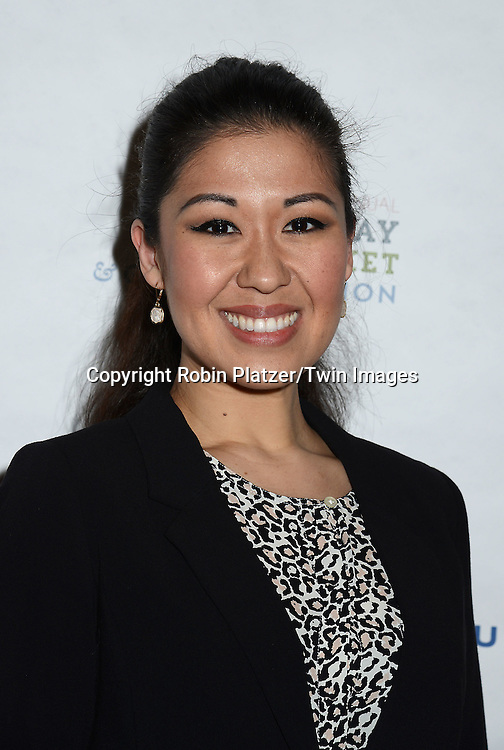 Ruthie Ann Miles attends the 29th Annual Broadway Flea Market &amp; Grand Auction benefitting Broadway Cares/ Equity Fights Aids  at Shubert Alley on September 27, 2015 in New York, New York, USA.<br /> <br /> photo by Robin Platzer/Twin Images<br />  <br /> phone number 212-935-0770