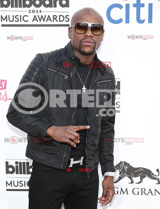 LAS VEGAS, NV - May 18 : Floyd Mayweather Jr.  pictured at 2014 Billboard Music Awards at MGM Grand in Las Vegas, NV on May 18, 2014. ©EK/Starlitepics