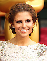 HOLLYWOOD, LOS ANGELES, CA, USA - MARCH 02: Maria Menounos at the 86th Annual Academy Awards held at Dolby Theatre on March 2, 2014 in Hollywood, Los Angeles, California, United States. (Photo by Xavier Collin/Celebrity Monitor)