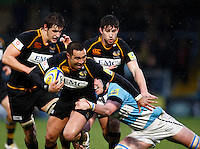 Wasps v Warriors 20120101