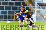 Dr Crokes in action against  Kenmare District in the Senior County Football Championship final at Fitzgerald Stadium on Sunday.