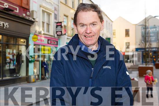 Karl Keoghane from Tralee