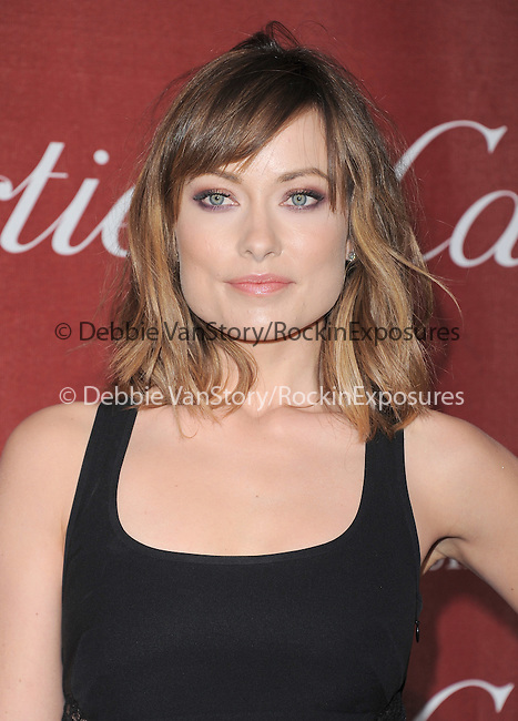 Olivia Wilde attends the 2012 Palm Springs International Film Festival Awards Gala held at The Palm Springs Convention Center in Palm Springs, California on January 07,2012                                                                               © 2012 Hollywood Press Agency