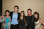 All My Children's Bobbie Eakes, Adam Mayfield, Chrishell Stause, Jacob Young, Melissa Claire Egan at the 36h Annual Daytime Entertainment Emmy® Awards Nomination Party - Sponsored By: Good Housekeeping and The National Academy of Television Arts & Sciences (NATAS) on Thursday, May 14, 2009 at Hearst Tower, New York City, New York. (Photo by Sue Coflin/Max Photos)..