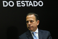 SÃO PAULO, SP, 21.02.2019: POLÍTICA-SP: João Doria, Governador de São Paulo, concede entrevista coletiva após reunião com a direção da Ford, no Palácio dos Bandeirantes, nesta quinta-feira, 21. ( Foto: Charles Sholl/Brazil Photo Press/Folhapress)