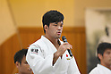 Shohei Ono (JPN), <br /> JULY 27, 2016 - Judo : <br /> Japan national team Send-off Party for Rio Olympic Games 2016 <br /> &amp; Paralympic Games <br /> at Kodokan, Tokyo, Japan. <br /> (Photo by AFLO SPORT)