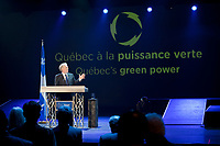 Participation du premier ministre monsieur Jean Charest au 21e Congres mondial de l'energie, Montreal, le lundi 13 septembre 2010, soiree du Quebec // Premier Jean Charest Attends the 21st World Energy Congress, Montreal, Monday, September 13, 2010, Quebec Evening<br /> <br /> PHOTO :  Agence Quebec presse