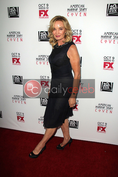 """Jessica Lange<br /> at the """"American Horror Story Coven"""" Red Carpet Event, Pacific Design Center, West Hollywood, CA 10-05-13<br /> David Edwards/Dailyceleb.com 818-249-4998"""