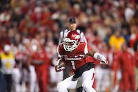 HAWGS ILLUSTRATED JASON IVESTER --11/21/2015--<br /> Arkansas vs Mississippi St football