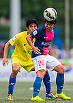 BC Rangers vs Kitchee during their Main Shield Semi-Final as part of day three of the HKFC Citibank Soccer Sevens 2015 on May 31, 2015 at the Hong Kong Football Club in Hong Kong, China. Photo by Xaume Olleros / Power Sport Images