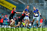 David Moran Kerry in action against  Mayo in the All Ireland Semi Final in Croke Park on Sunday.
