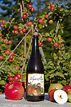 Alpenfire Organic Hard Cider, Alpenfire Flame Extra brute, Alpenfire Orchard, Port Townsend, Jefferson County, Olympic Peninsula, Washington State, Certified organic cider, tasting room and orchard,