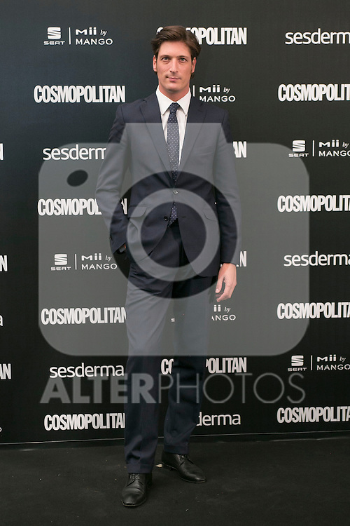 Luis Medina attend the photocall of the Cosmopolitan Fun Fearless Female 2014 Awards at the Ritz Hotel in Madrid, Spain. October 20, 2014. (ALTERPHOTOS/Carlos Dafonte)
