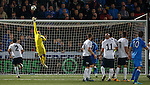 Cammy the cat Bell saves for Rangers
