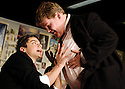 The History Boys.A world Premiere by Alan Bennett,directed by Nicholas Hytner.With Dominic Cooper,James Corden.Opens at the Lyttleton Theatre on 18/5/04  CREDIT Geraint Lewis