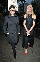Sue Perkins, Joely Richardson at the Save The Children Centenary Gala, The Roundhouse, Chalk Farm Road, London, England, UK, on Thursday 09th May 2019.<br /> CAP/CAN<br /> &copy;CAN/Capital Pictures
