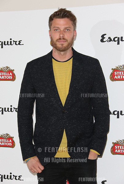 Rick Edwards at the Esquire and Stella Artois summer party 2013 held at Somerset House, London. 29/05/2013 Picture by: Henry Harris / Featureflash