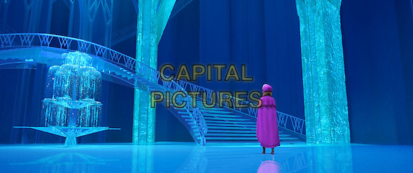 ANNA (voice of Kristen Bell)<br /> in Frozen (2013) <br /> *Filmstill - Editorial Use Only*<br /> CAP/NFS<br /> Image supplied by Capital Pictures