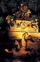 Fontana di Cerere - Palazzo Reale Caserta