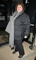 Clare Cahill at the &quot;The Ninth Cloud&quot; film screening and Q&amp;A, Prince Charles cinema, Queen Leicester Place, London, England, UK, on Monday 12 February 2018.<br /> CAP/CAN<br /> &copy;CAN/Capital Pictures