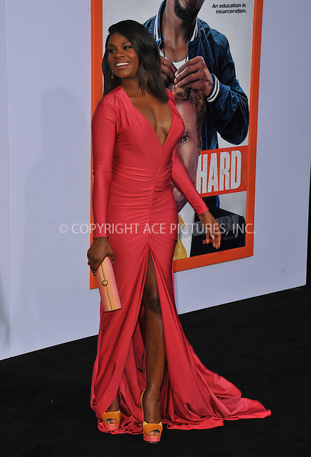 WWW.ACEPIXS.COM<br /> <br /> March 25 2015, LA<br /> <br /> Edwina Findley attending the premiere of 'Get Hard' at the TCL Chinese Theatre IMAX on March 25, 2015 in Hollywood, California.<br /> <br /> By Line: Peter West/ACE Pictures<br /> <br /> <br /> ACE Pictures, Inc.<br /> tel: 646 769 0430<br /> Email: info@acepixs.com<br /> www.acepixs.com