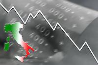 Crisi economica.Economic crisis.