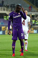 KHOUMA BABACAR<br /> <br /> Firenze 05-11-2017 Stadio Artemio Franchi Calcio Serie A 2017/2018 Fiorentina - AS Roma Foto Filippo Rubin / Insidefoto