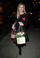 Natascha McElhone at the Prince's Foundation for Children and the Arts annual carol concert, Holy Trinity Church, Sloane Street, London, England, UK, on Monday 03 December 2018.<br /> CAP/CAN<br /> &copy;CAN/Capital Pictures