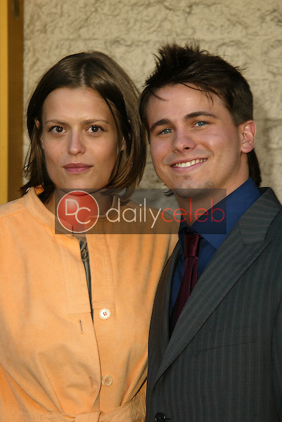 """Marianna Palka and Jason Ritter<br /> at the Los Angeles Premiere of """"Happy Endings"""" at Mann National Theater, Westwood, CA 06-26-05<br /> David Edwards/DailyCeleb.Com 818-249-4998"""