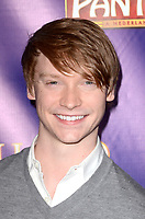 """LOS ANGELES - MAY 2:  Calum Worthy at the """"The Bodyguard"""" Play Opening at the Pantages Theater on May 2, 2017 in Los Angeles, CA"""