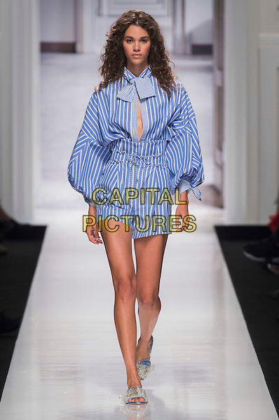 ERMANNO SCERVINO<br /> Milan Fashion Week  ss17<br /> on September 25, 2016<br /> CAP/GOL<br /> &copy;GOL/Capital Pictures