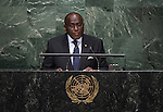 COTE D'iVOIRE<br /> H.E. Claude Stanislas BOUAH=KAMONPermanent Representative<br /> GA 28th plenary meeting