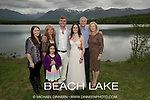 Wedding of Cory Williams and Kristen Swift @ Beach Lake, Chugiak, Alaska, May 23, 2015