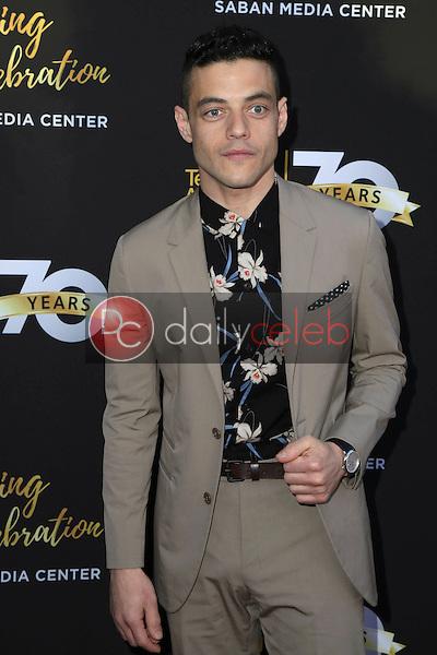 Rami Malek<br /> at the Television Academy's 70th Anniversary Celebration Gala, Television Academy, North Hollywood, CA 06-02-16<br /> David Edwards/Dailyceleb.com 818-249-4998