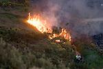 010411 Cliff fires Swansea