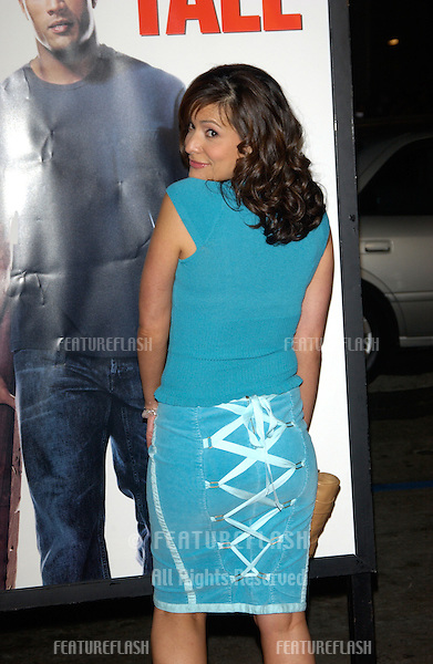 Actress CONSTANCE MARIE at the world premiere, in Hollywood, of Walking Tall..March 29, 2004