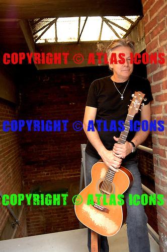 TOMMY EMMANUEL Studio Portrait Session at Lightning Studios, In New York City,.Photo Credit: Eddie Malluk/Atlas Icons.com