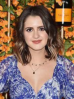 PACIFIC PALISADES, CA - OCTOBER 06: Laura Marano arrives at the 9th Annual Veuve Clicquot Polo Classic Los Angeles at Will Rogers State Historic Park on October 6, 2018 in Pacific Palisades, California.<br /> CAP/ROT/TM<br /> &copy;TM/ROT/Capital Pictures